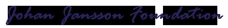 Johan Jansson Foundation