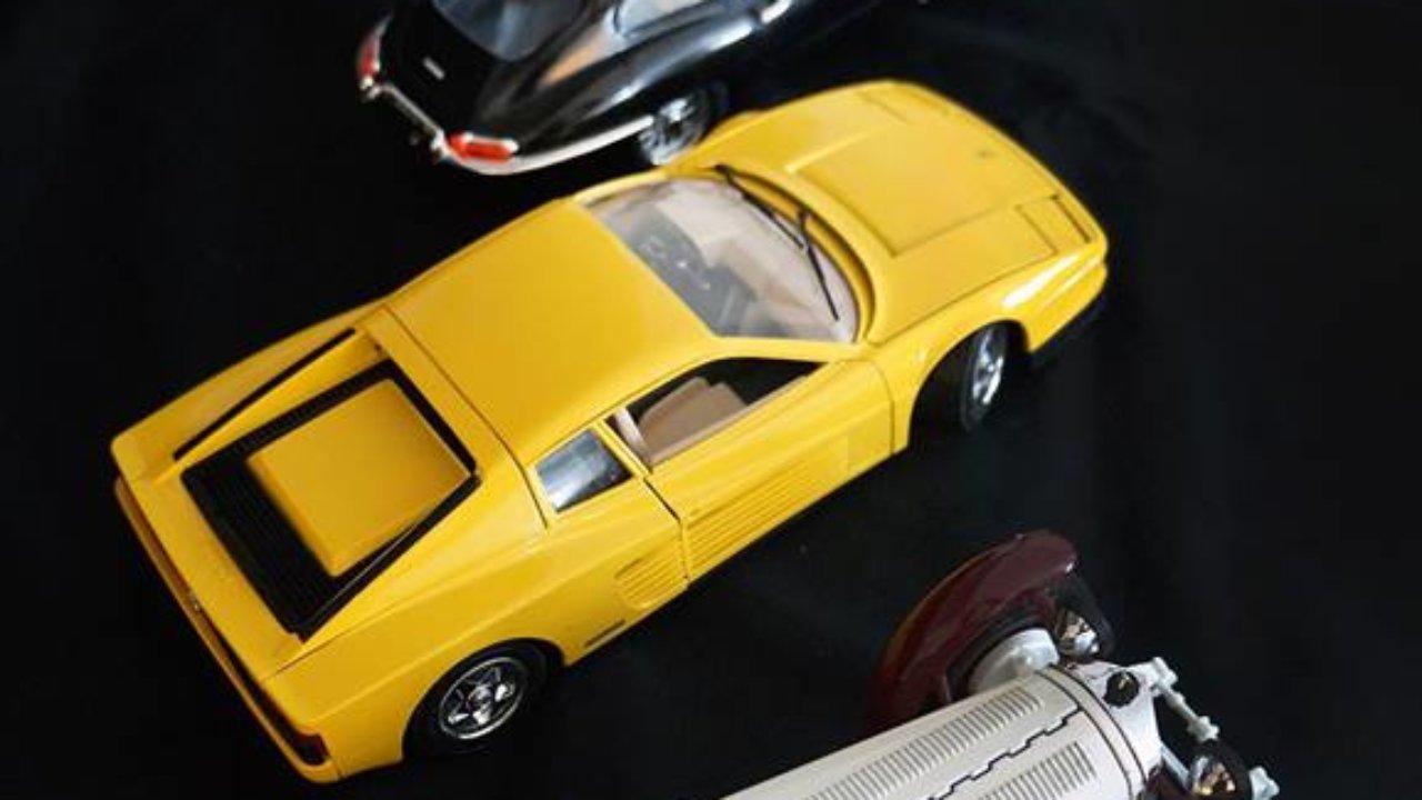 Unikt tillfälle att förvärva din favoritmodellbil!